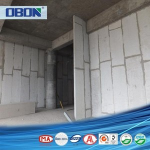 OBON fast and easy install eps padded sandwich wall panels