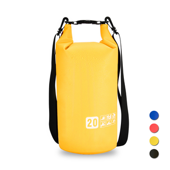 Customize logo eco-friendly PVC waterproof backpack dry bag outdoor camping hiking  backpack 24a505945823d