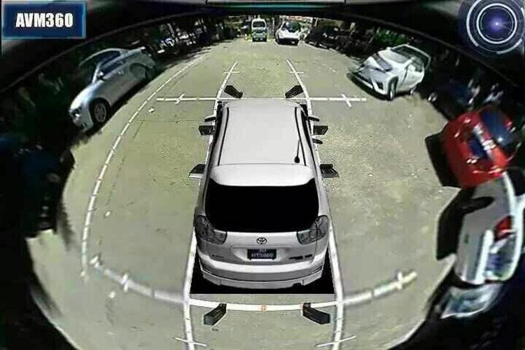 Guangzhou 360 View Dash Car Camera System Car Dvr Camera