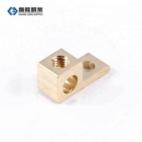 Electrical Brass wire Terminal Connectors 4B004C