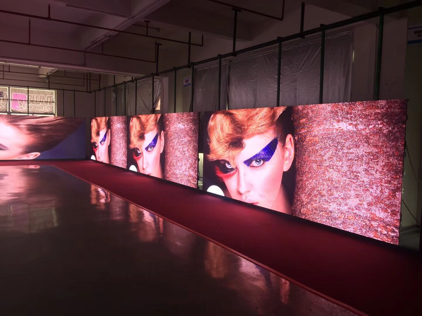 Wholesale High Quality Hot Sale Customized High Brightness P2.5 P5 P6 Hd Video Indoor Small Led Display Panel