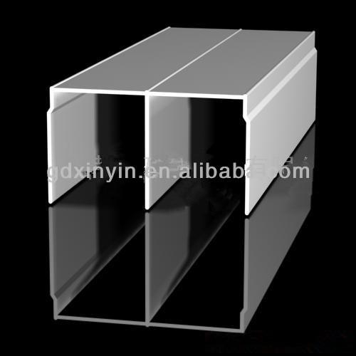 Com n de carril superior perfil de aluminio para puerta de armario correderas perfiles de - Perfiles de aluminio para armarios ...