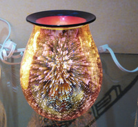wholesale Aroma essential oil lamp candle warmers