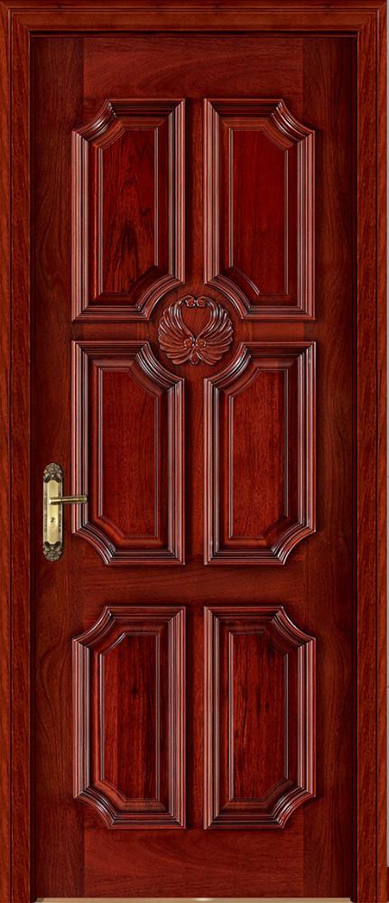 Int rieur portes en bois massif portes id de produit for Porte en bois massif interieur