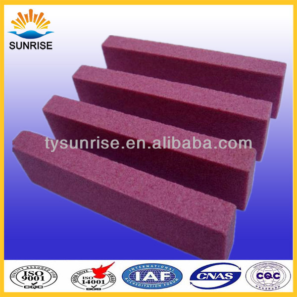 Fused cast block Skid rail refractory Chromium Corundum block