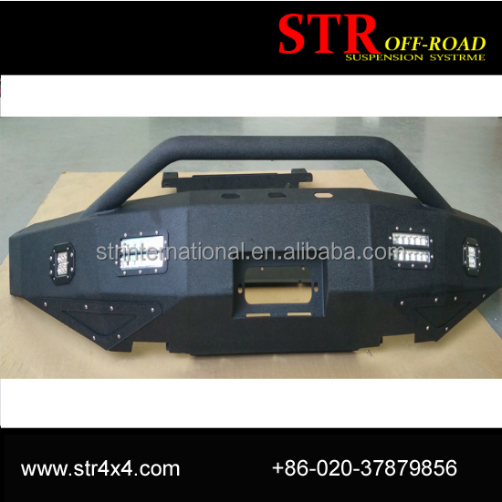 offroad bull bar led light bar offroad front bumper for F150