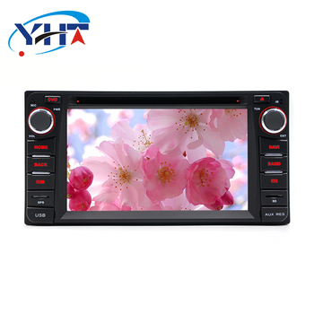 6 2 Inch Lcd Screen Car Video Dvd Player With Gps Navigation And