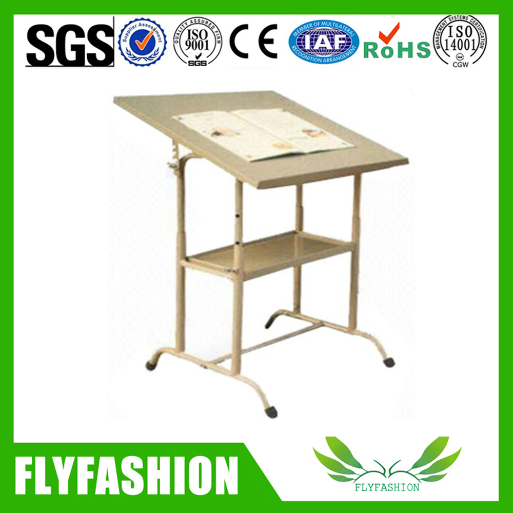 Wholesale wooden drafting table wooden drafting table for Table 80x120