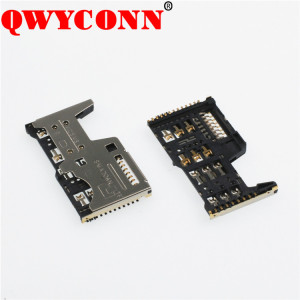 laptop micro sd card usb connector/slot