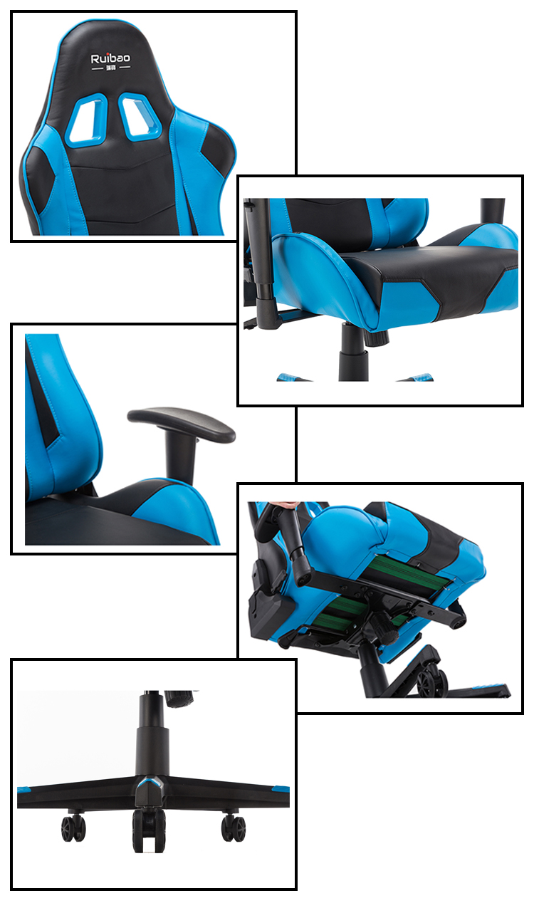 China Wholesale Leather Best Value Gamer Chair Gaming