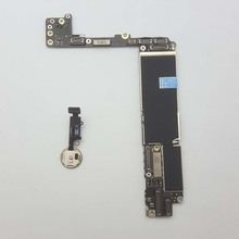 Replacement 32G 128GB logic board mainboard unlocked motherboard for iphone 7 plus