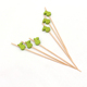 bamboo skewer fruit party picks for decoration