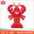 Hot giant inflatable lobster for decoration