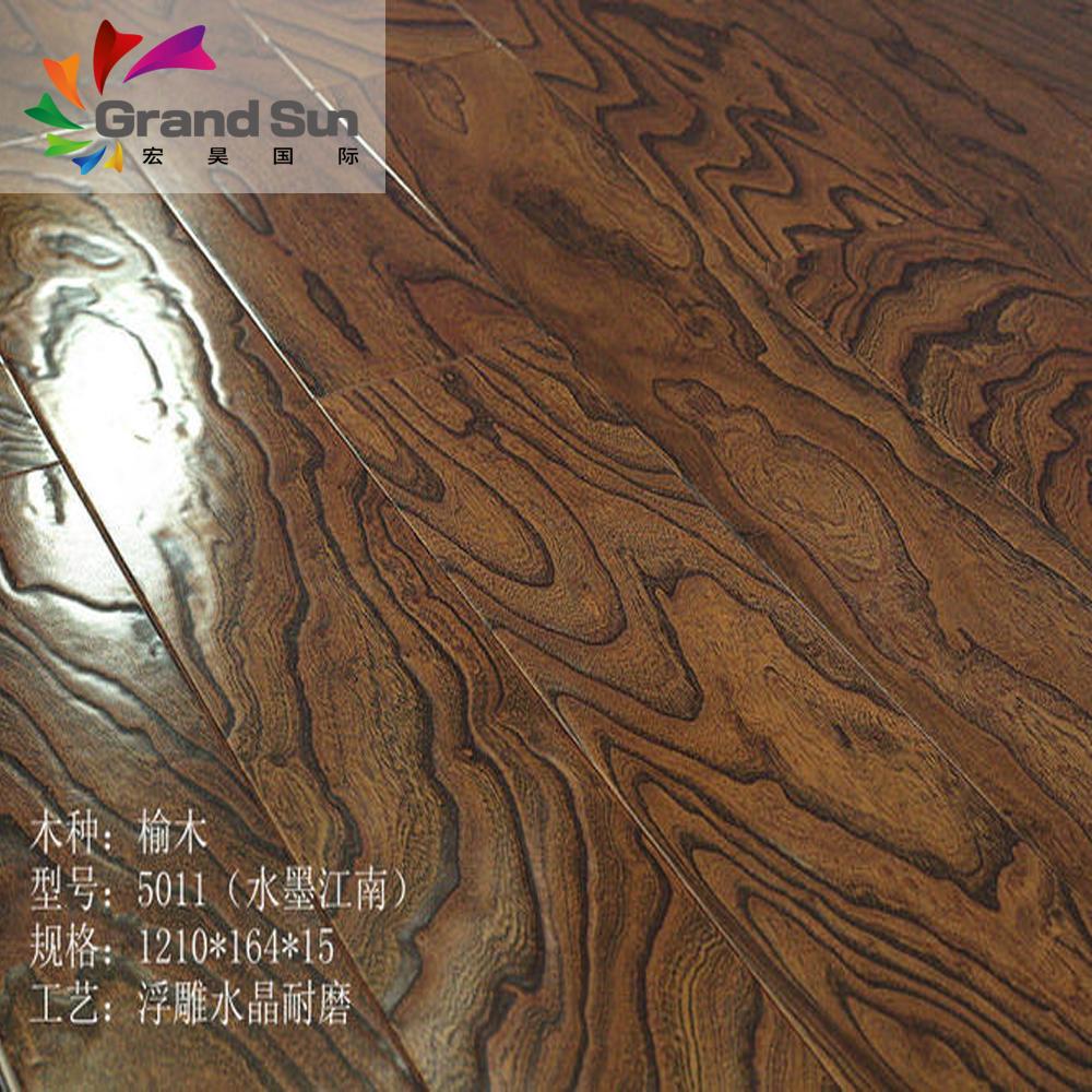 Engineered Wood Flooring Stair Nose