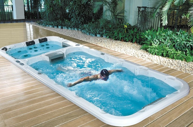 Pool Spa Combo - Pools With Spas One Of The Best Project On Yribbon ...