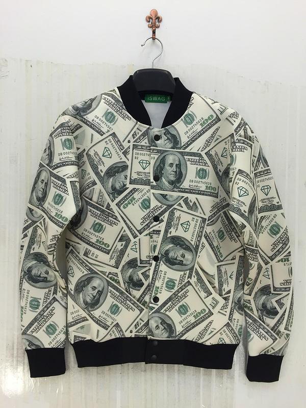 Fall-2015 Winter Fashion Men Wonen Bomber Jacket Brand 3D Printed ... 9cfe499d905