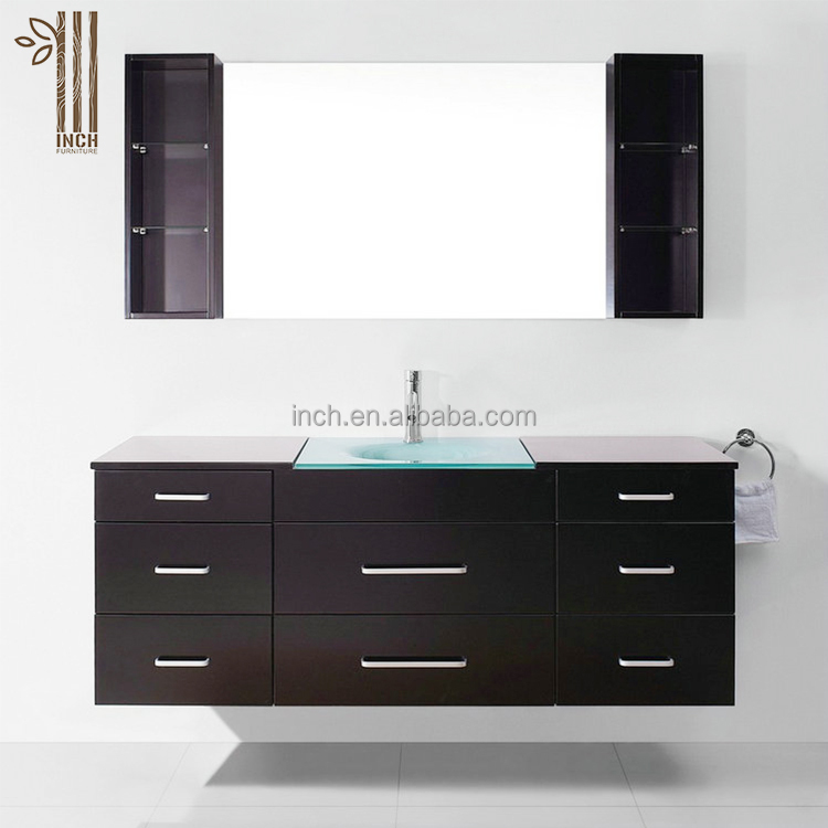 selection bathroom fixture vanity whs ultra sel white modern with top inch minimalistic