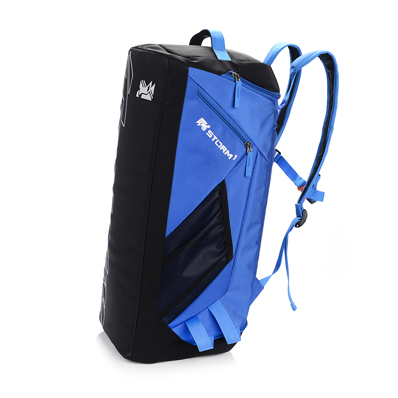 Promotion Custom Large Capacity 3-Way Use Outdoor Sports Travel Backpack, Rolling Backpack Gym Duffle Bag