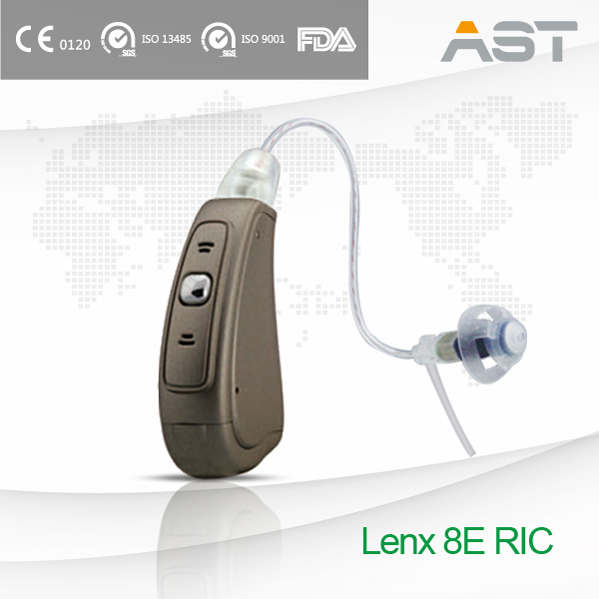 Perfect and Natural Sound Hearing Aids RIC Adaptive to Different Occasions