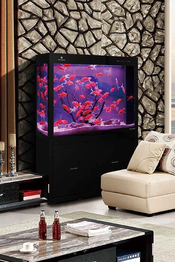 Cleair Aquatics Glas Aquarium Acryl Decor Fish Tanks