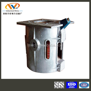 New production 1 ton metal melting industrial steel scrap smelting electric furnace