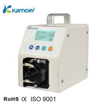Kamoer LLS plus automatic medical dosing peristaltic pump