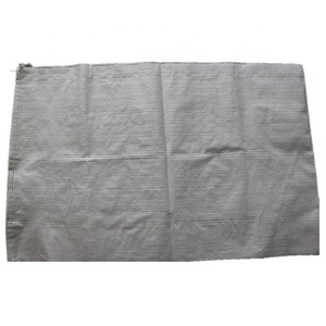 Without any smell good material 25kg 50kg PP woven bag for rice packaging
