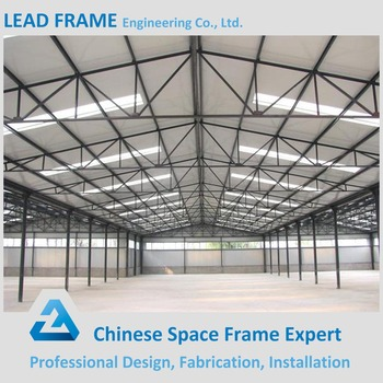 High quality prefab steel roofing truss low cost for Cost to install trusses