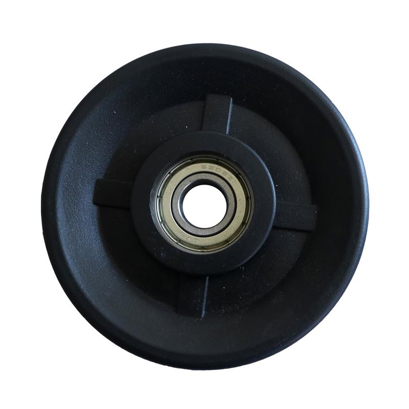 Беговая дорожка запасные части кабели шкивы, помпон шкив для тренажерного зала запасные части