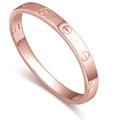 אוסטריה קריסטל תכשיטים לחתונה עיצוב פשוט צמיד צמיד נשים מותג אופנה צמידי 3 צבעים החבר הכי טוב בסדר תכשיטים מתנה
