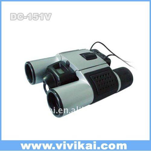 Binoculars digital cameras with 0.3MP