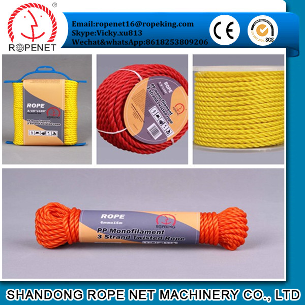 hdpe pp twisting rope manufacturer from Rope Net Vicky //M:8618253809206 E:ropenet16@ropenet.com