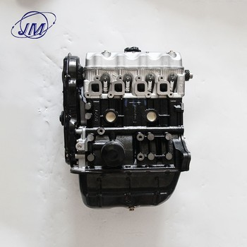 Aluminum Cast iron JL465Q11-B  88Teeth bare engine assembly for Chanan Star(without distributor)