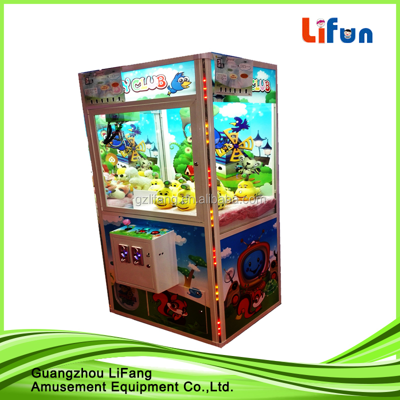 claw crane vending machines for sale