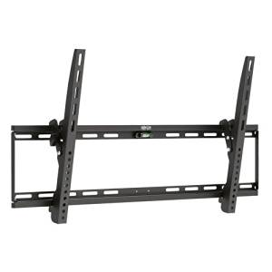 """Tripp Lite Display Tv Lcd Wall Mount Tilt Flat Screen / Panel . 37"""" To 70"""" Screen Support . 200 Lb Load Capacity . Metal . Black """"Product Type: Kits/Mounting Kits"""""""