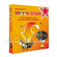 Moon Star perfume black mosquito killer coil