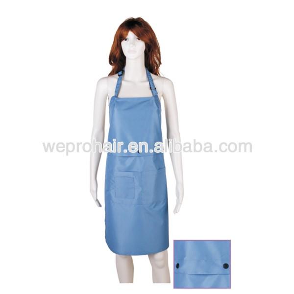 Bai He Wholesale Custom Waterproof Hairdresser Aprons Salon Beauty ...