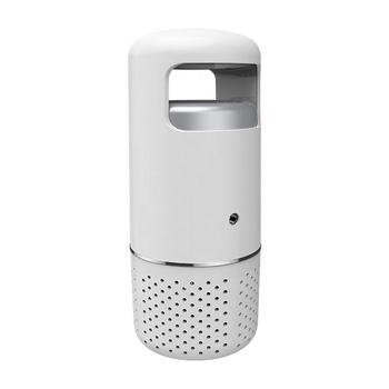 Deeply Purification Hepa Filter Touch Control Air Purifier Car
