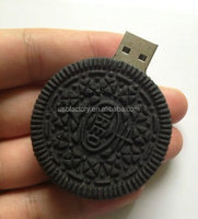 Mini Cookie USB 2.0 Memory Stick Flash pen Drive 16GB 128gb mini usb flash drive