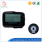 Catering equipment Quick service device wireless calling receiver