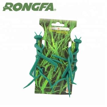 Garden Accessories Garden Soft Plastic Tie Frog Plant Tie