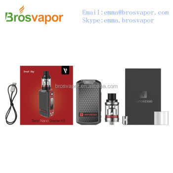 to buy 80W Vaporesso Tarot Nano Starter Kit with Good Pric Colorful Tarot Nano Kit from brosvapor