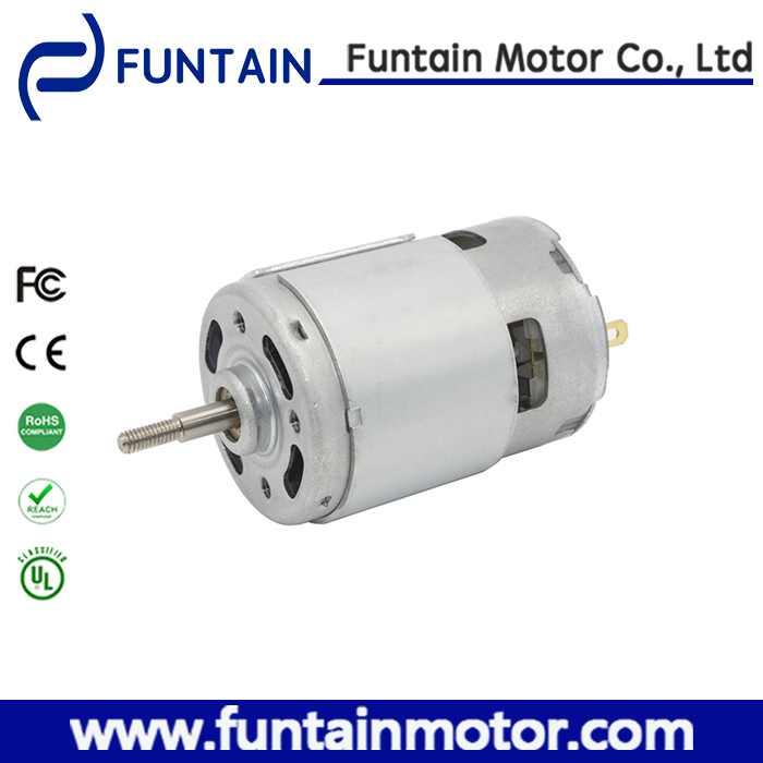 dc motor 24V 5000rpm for mini power tools / 775 high power high torque electric dc motor / high torque 12v dc motor