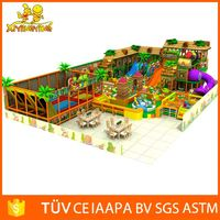 Cheer Amusement 2017 indoor playground for kiddie china professional manufacturer indoor playground metal playground equipment