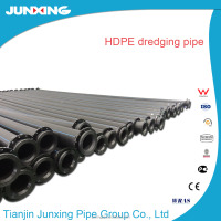 PE100 12 Inch HDPE Dredging Pipe Prices for Water Supply and Drainage
