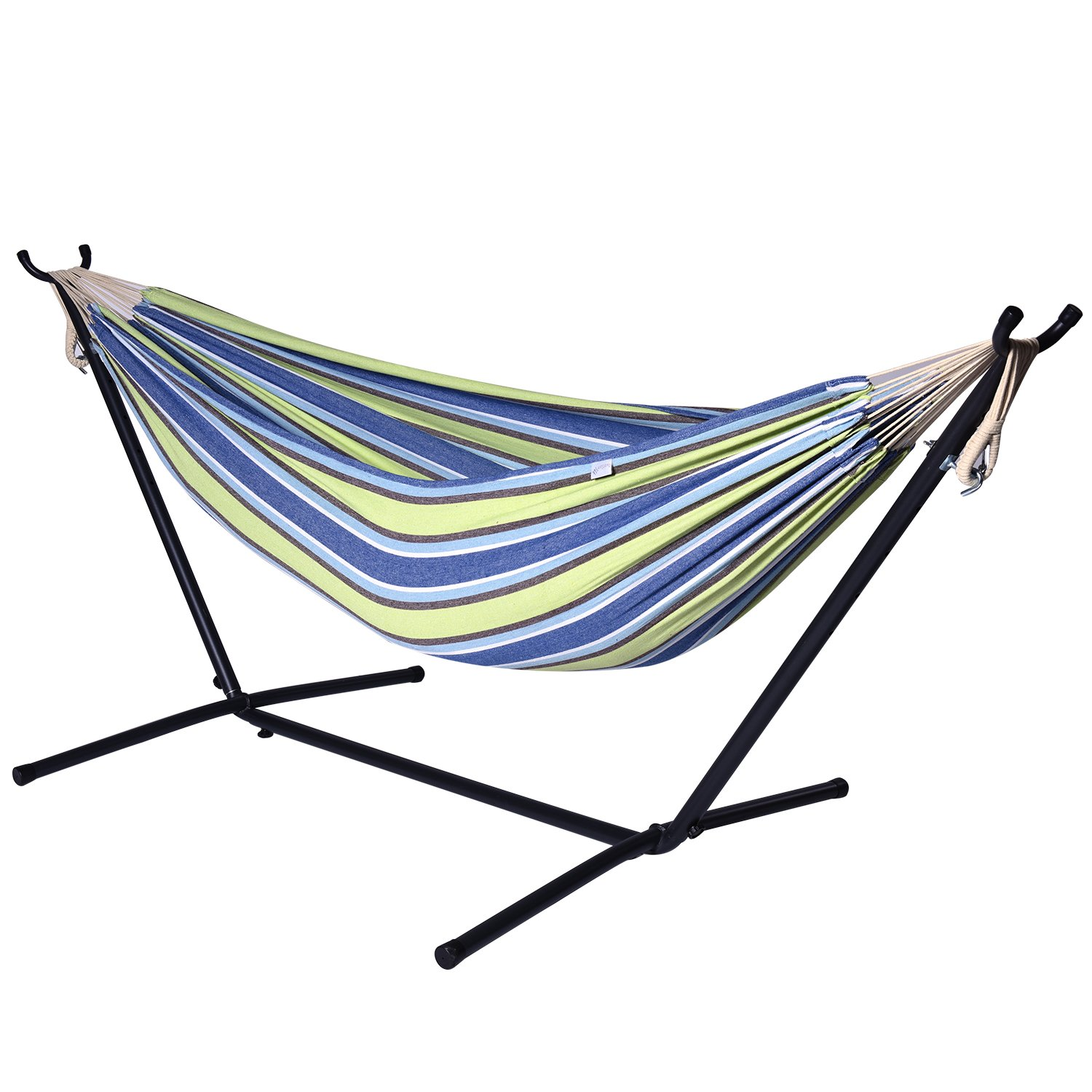 deals swing style double hammock garden shopping quotations guides stand hammocks with find two camping get for cheap brazilian person