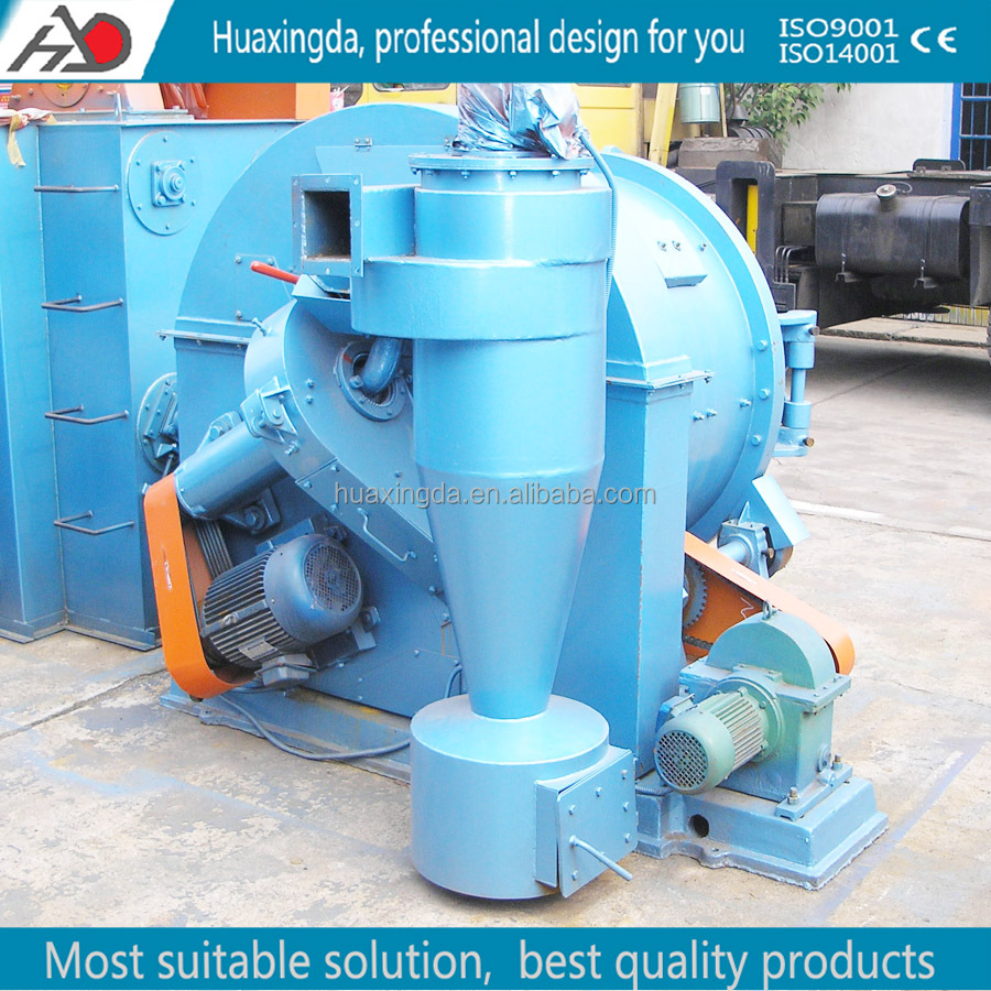 Rotary drum Type SandBlast Cleaning Machine for casting pieces