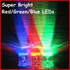 5mm high intensity led diodes red green blue yellow white, etc. ( CE & RoHS Compliant )