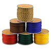 0.8mm/1mm/1.5mm Macrame String Braid Nylon Cord Rope for Macrame Bracelet Beading Cord Jewelry Making