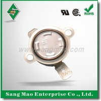 Heating Element Thermostat / UL / CSA / ROHS / THERMAL CONTROLS / OVERHEAT PROTECTOR / THERMOSTAT / THERMAL CUT-OFF